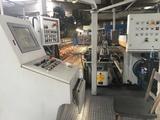 Bild 02 Hier werden die Drähte vollautomatisch zu Lagermatten verschweißt