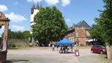 Bild 32 Schloss in Steinheim, der Ort ist die Perle am Main