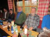 13 Abschluß in der Krähenbrinke-Hütte - Silvester