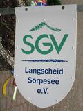 01 Neues SGV-Wappen für Maibaum am Dorfplatz