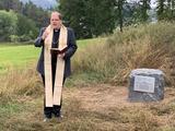 004 Einweihung durch Pastor Ricke