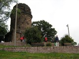 12  Bismarckturm am Spitzhaus, Radebeul