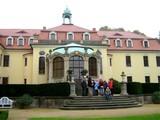 16 die Sonnenseite von Schloss Proschwitz