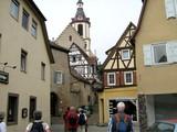 03 Kirchturm in Creglingen