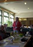 02 Dann begrüßt unsere erste Vositzende Marion Michallik die zahlreichen Gäste