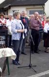 04 unsere erste Vorsitzende Marion Michallik begrüßt die Anwesenden