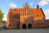 01 das Rathaus der Stadt Jüterbog