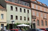 03 es war das Hotel Zum Goldenen Stern direkt am Rathaus