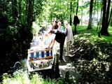 07 andere machten eine Kahnfahrt durch den Spreewald