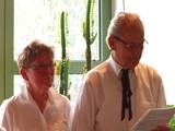 07 Ingrid Beier mit Günter Schudok