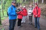15 Teilnahme an einer lyrischen Wanderung im Ramen des DWT