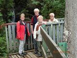 30 Steg über den Schwarzwasserbach
