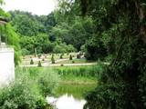 23 Im Schlosspark Berge