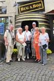 03 ein Restauranteingang in Goslar