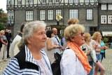 04 auf dem Markt in Goslar