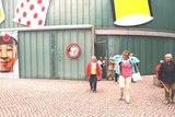 13 beeindruckt verlassen wir das Museum