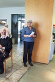 02 die 1. Vorsitzende Marion Michallik begrüßt die Gäste