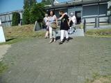02 Eingang zum Römermuseum in Haltern