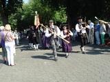 34 Spielleute und Tanzgruppen aus dem Schwarzwald