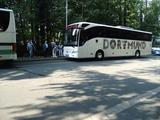 39 alle sind wieder am Bus, wir können zur Anfahrt einsteigen