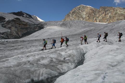 Faszinierende Alpenwanderungen - Foto © Manni Dönni