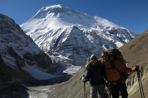 Dhaulagiri & Annapurna - Trekking-Umrundung auf eigene Faust - Foto © Simon Mautes