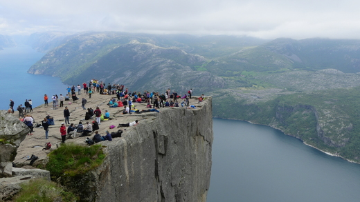 Faszinierendes Norwegen - Foto: © Jürgen Müller, Warstein