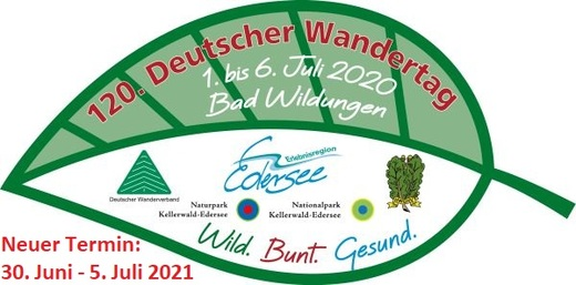 120. Deutscher Wandertag in Bad Wildungen