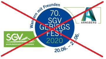 Logo 70. Gebirgsfest