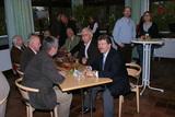 Mitglieder des Präsidiums mit Präsident Aloys Steppuhn