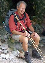 Wanderführer Helmut Schmitz