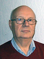 Wanderführer Hans-Joachim Röwe