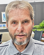 Wanderführer Hans Peter Gierba
