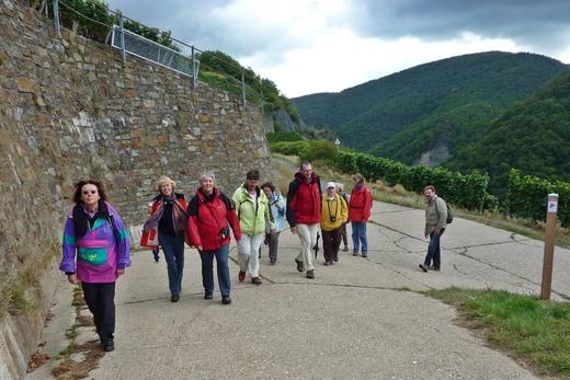 Ahrtalwanderung 2012 - über den Rotweinwanderweg