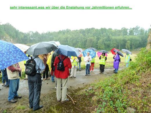 Steinbruch Rauen am 13.07.2014