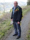 Unser Wanderwart Gerd Aude garantiert tolle Aussichten