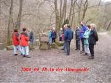 2004_04_18 An der Almequelle