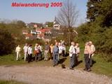 2005_05_01 Maiwanderung