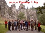 2005_08_12 Eggeweg 1. Tag