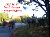 2005_10_17 Eggeweg 3. Etappe