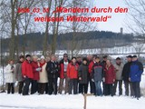 2006_03_05 Wandern durch den weissen Winterwald