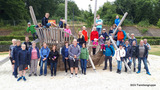 Gruppenfoto Familiengruppe am Sorpesee