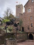 3 - Die Wartburg bei Eisenach