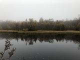 3 - Ein See im roten Moor