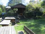Schwerter Hütte aus Süden