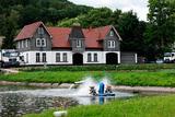 Fischerei in Gleierbrück