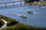 Biggesee mit Jachthafen Sondern