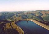Luftbild vom Oberbecken