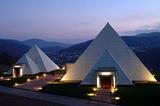 Pyramiden in Meggen