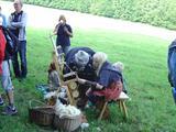 Mittelalterliches Leben auf dem Land